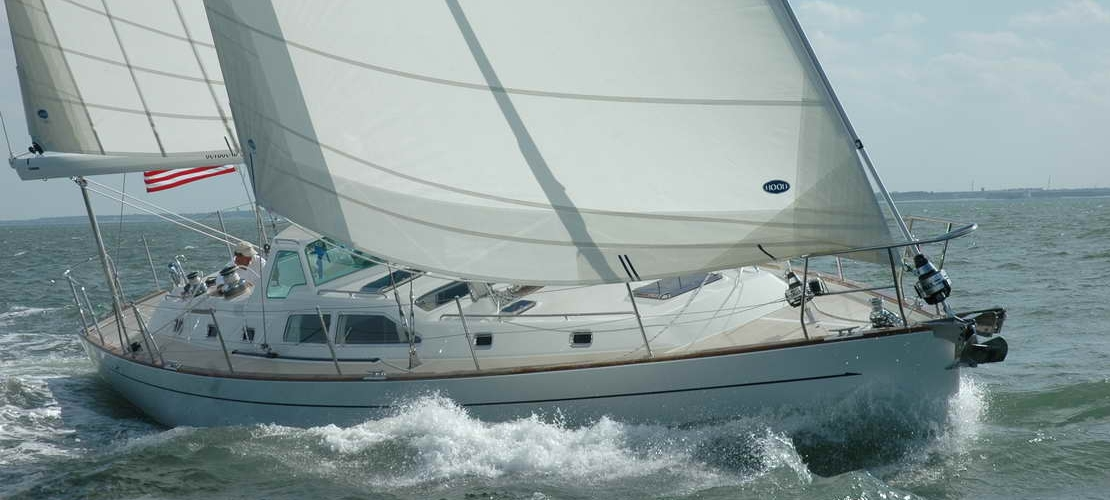 Outbound Yachts 52